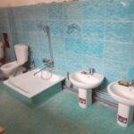 Туалетна кімната кабінетів